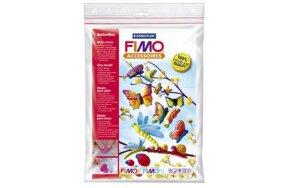 FIMO CLAY MOULD BUTTERFLIES